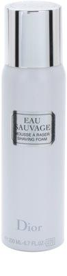 Dior Eau Sauvage pena za britje za moške