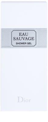 Dior Eau Sauvage Shower Gel for Men 2