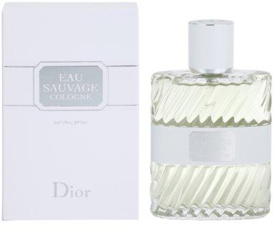 Dior Eau Sauvage Cologne (2015) kölnivíz férfiaknak