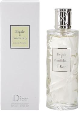 Dior Les Escales de Dior Escale a Pondichery woda toaletowa dla kobiet
