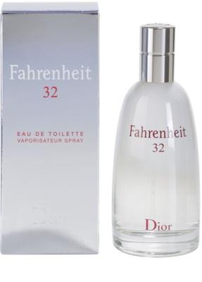 Dior Fahrenheit Fahrenheit 32 (2007) eau de toilette para hombre