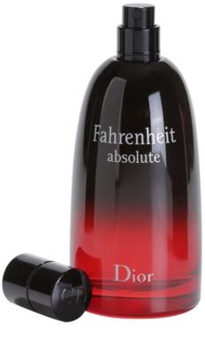 Dior Fahrenheit Fahrenheit Absolute (2009) toaletná voda pre mužov 3
