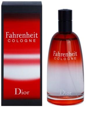 Dior Fahrenheit Cologne kölnivíz férfiaknak
