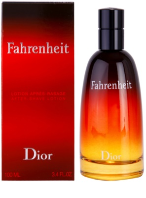 Dior Fahrenheit After Shave für Herren
