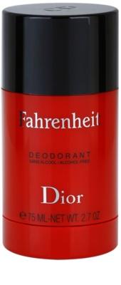 Dior Fahrenheit desodorizante em stick para homens