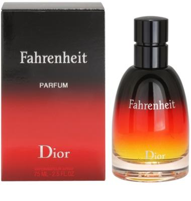 Dior Fahrenheit Fahrenheit Parfum (2014) perfumy dla mężczyzn