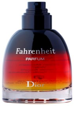 Dior Fahrenheit Fahrenheit Parfum (2014) parfüm teszter férfiaknak