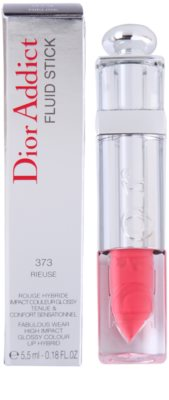 Dior Addict Fluid Stick gloss 2
