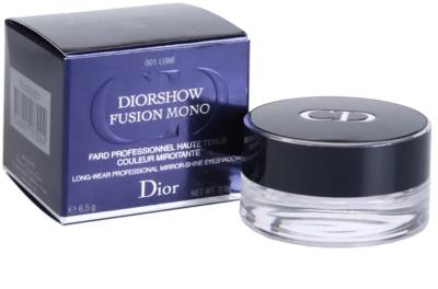 Dior Diorshow Fusion Mono langanhaltender, schimmernder Lidschatten 3