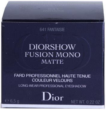 Dior Diorshow Fusion Mono Matter Lidschatten 5