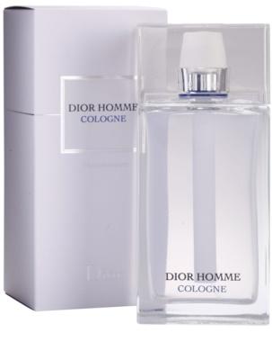 Dior Dior Homme Cologne (2013) kolínská voda pro muže 1