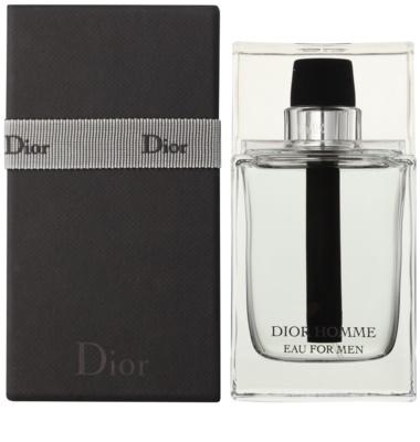 Dior Dior Homme Eau for Men (2014) eau de toilette férfiaknak