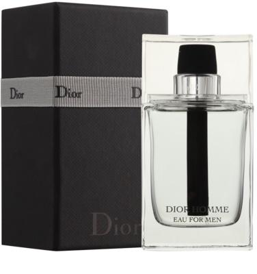 Dior Dior Homme Eau for Men (2014) eau de toilette férfiaknak 2