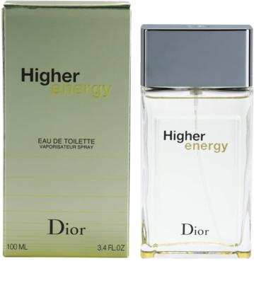 Dior Higher Higher Energy woda toaletowa dla mężczyzn