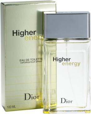 Dior Higher Higher Energy toaletní voda pro muže 1