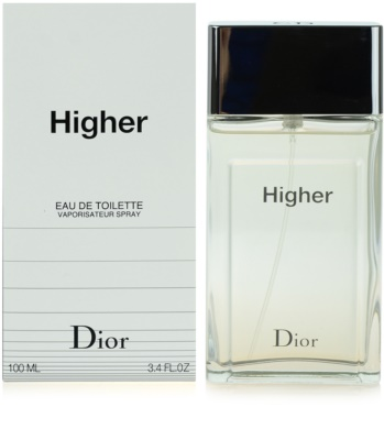 Dior Higher eau de toilette férfiaknak