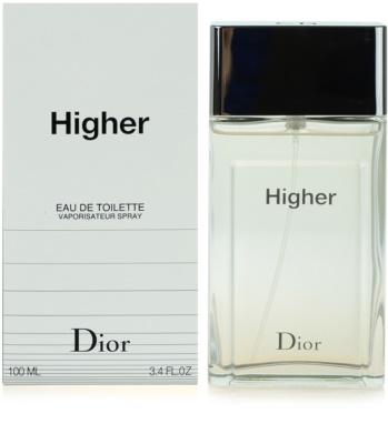 Dior Higher Eau de Toilette pentru barbati