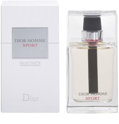 Dior Dior Homme Sport (2012) туалетна вода для чоловіків