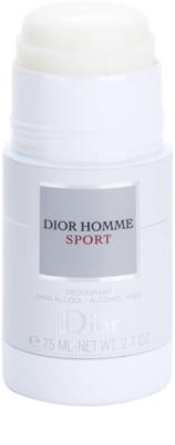 Dior Dior Homme Sport (2012) desodorizante em stick para homens 1