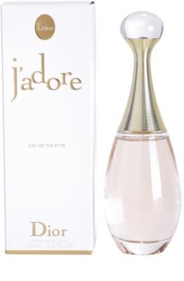 Dior J'adore Eau de Toilette (2011) Eau de Toilette para mulheres