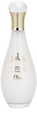 Dior J'adore testápoló tej teszter nőknek