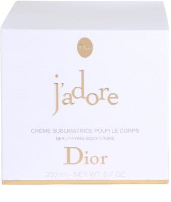 Dior J'adore creme corporal para mulheres 4