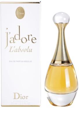 Dior J'adore L'absolu (2007) eau de parfum nőknek