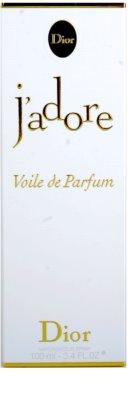 Dior J'adore Voile de Parfum (2013) eau de parfum para mujer 4
