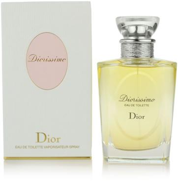 Dior Les Creations de Monsieur Dior Diorissimo Eau de Toilette eau de toilette nőknek