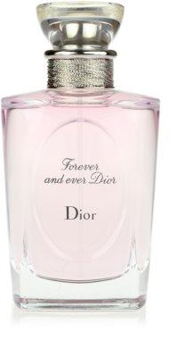 Dior Les Creations de Monsieur Dior Forever and Ever тоалетна вода тестер за жени