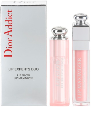 Dior Lip Experts Duo kozmetika szett I.