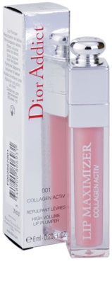Dior Addict Lip Maximer lip gloss 1