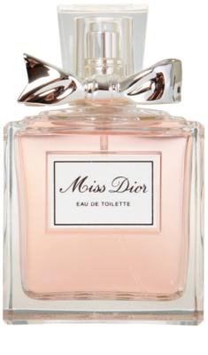 Dior Miss Dior Eau De Toilette (2013) toaletná voda pre ženy 2