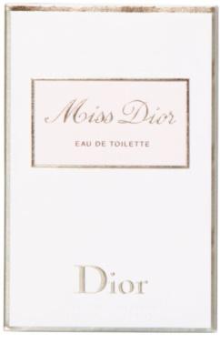 Dior Miss Dior Eau De Toilette (2013) toaletná voda pre ženy 5