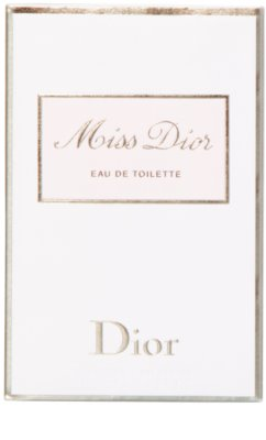 Dior Miss Dior Eau De Toilette (2013) woda toaletowa dla kobiet 5