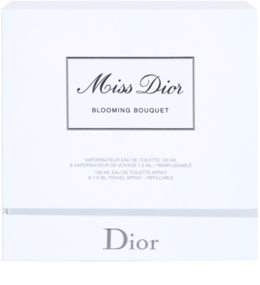 Dior Miss Dior Blooming Bouqet lote de regalo 2