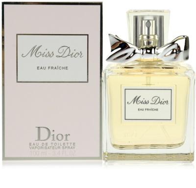 Dior Miss Dior Eau Fraiche (2012) toaletní voda pro ženy