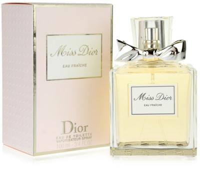 Dior Miss Dior Eau Fraiche (2012) toaletní voda pro ženy 1