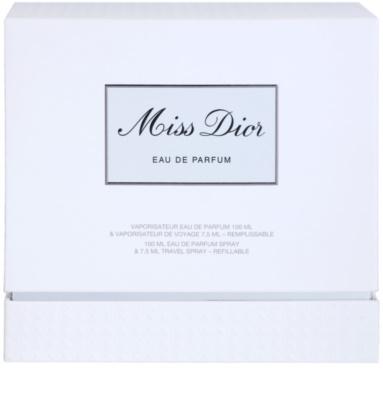 Dior Miss Dior 2012 ajándékszett 2