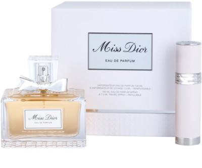 Dior Miss Dior 2012 ajándékszett