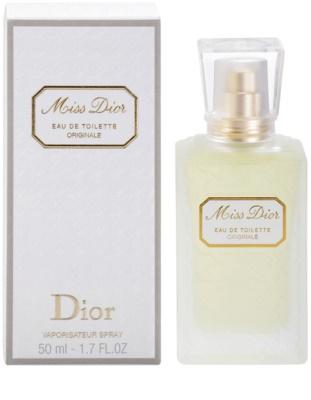 Dior Miss Dior Eau de Toilette Originale (2011) Eau de Toilette pentru femei