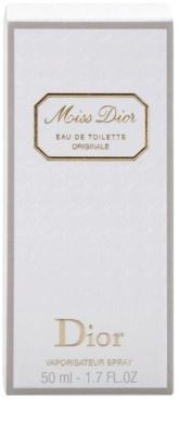 Dior Miss Dior Eau de Toilette Originale (2011) Eau de Toilette pentru femei 4