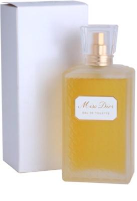 Dior Miss Dior Eau de Toilette Originale (2011) eau de toilette teszter nőknek 2