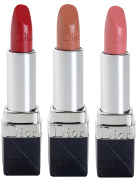 Dior Rouge Nude luksuzna negovalna šminka