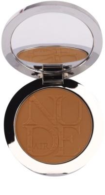 Dior Diorskin Nude Air Tan Powder Bronzepuder für gesundes Aussehen mit Pinselchen