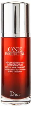 Dior One Essential ser facial pentru detoxifiere si catifelare