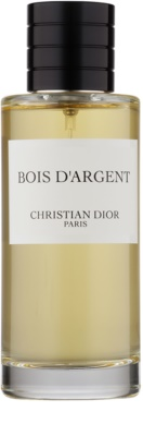 dior la collection priv e christian dior bois d argent eau de parfum unisex 125 ml. Black Bedroom Furniture Sets. Home Design Ideas