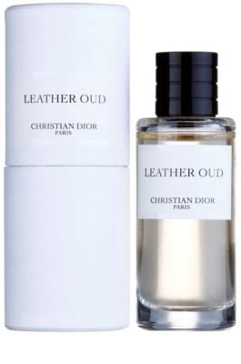 Dior La Collection Privée Christian Dior Leather Oud eau de parfum férfiaknak