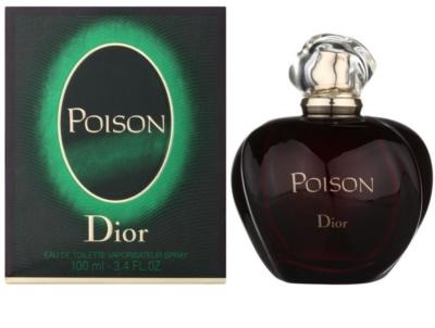 Dior Poison Poison Eau de Toilette toaletná voda pre ženy