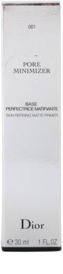 Dior Pore Minimizer base de maquilhagem para diminuição de poros e aspeto mate 1